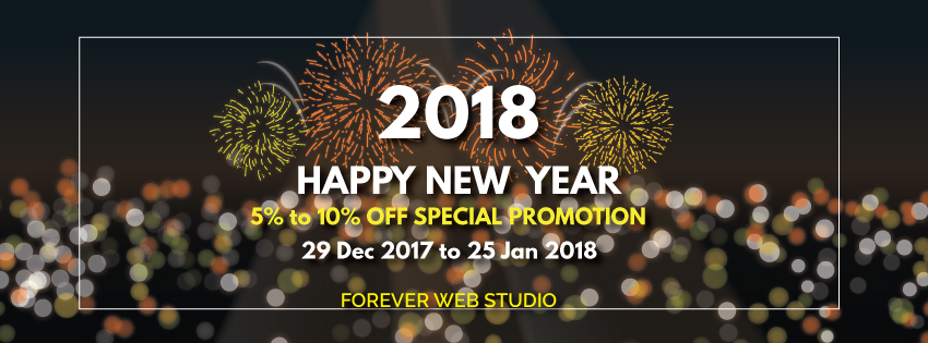 HAPPY NEW YEAR SPECIAL PROMOTION